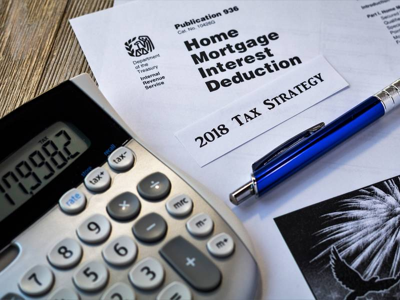 New Rules for Deducting Home Mortgage Interest